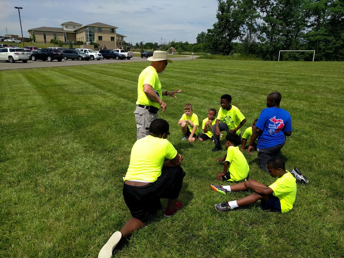 2017 Football Camp