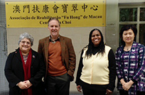 Deaf Mission in Macau
